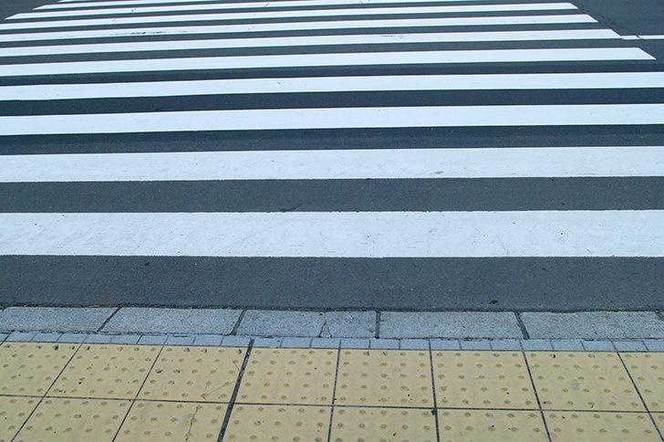 Pedestrian crossing Free Photo