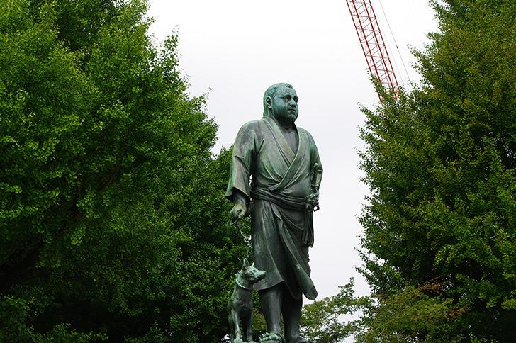 西郷隆盛像の商用利用可フリー写真素材792 | フォトック