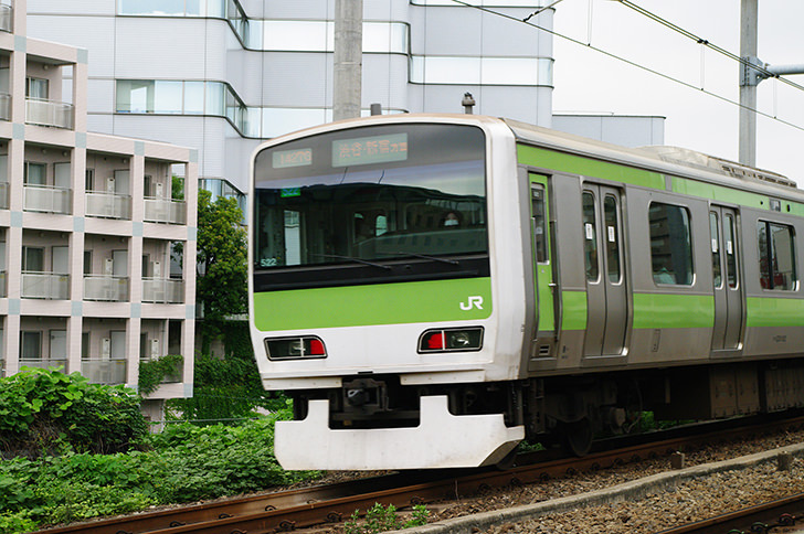 Yamanote Line Free Photo