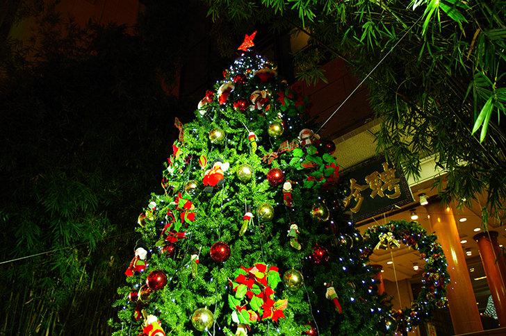 クリスマスツリーの商用利用可フリー写真素材1259 フォトック