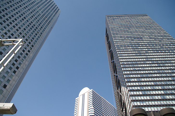 高层建筑 Free Photo