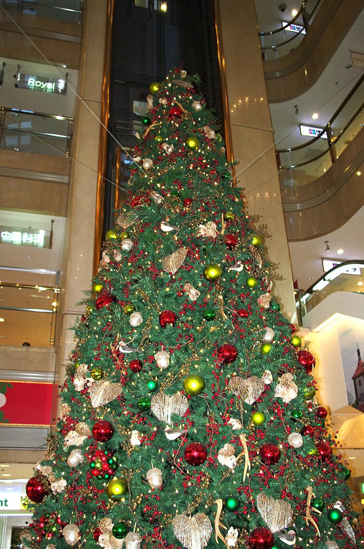 クリスマスツリーの商用利用可フリー写真素材1546 フォトック