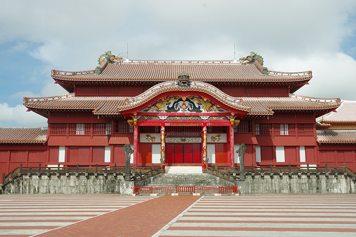 Shuri Castle Free Photo