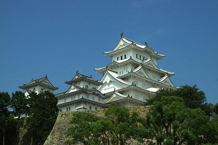 Himeji castle Free Photo