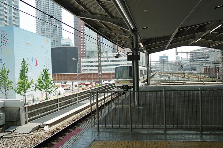 Osaka station Free Photo