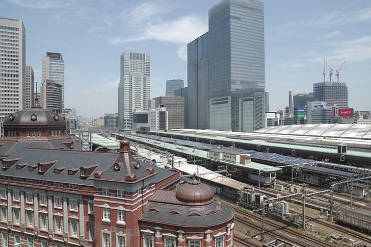Tokyo station Free Photo