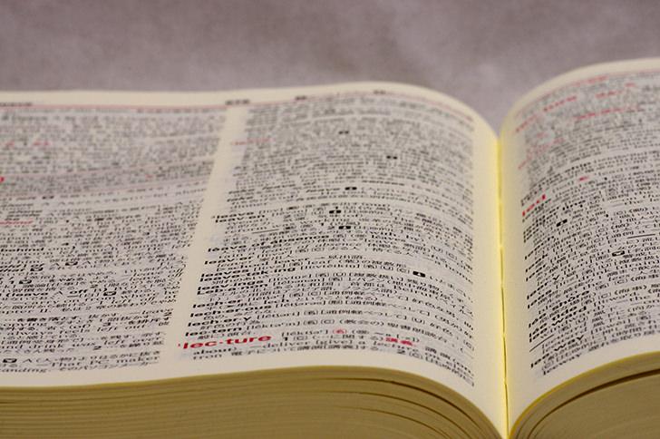 英語辞書の商用利用可フリー ... : 紙の辞書 英語 : 英語