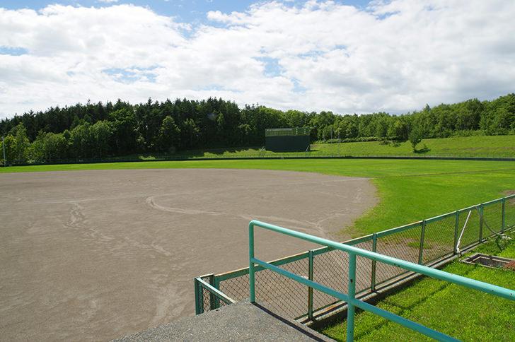 Baseball ground Free Photo