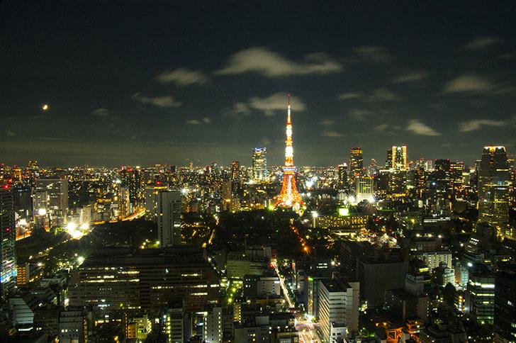 夜景 Free Photo