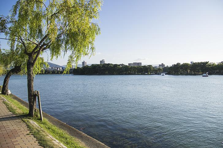 福岡大濠公園の商用利用可フリー写真素材2728 | フォトック