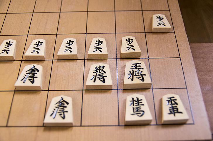 美濃囲い(将棋)の商用利用可フリー写真素材3406 | フォトック
