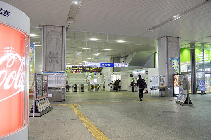 JR高知駅改札の商用利用可フリー写真素材3710 | フォトック