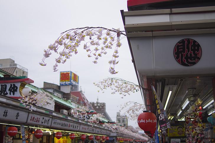 浅草寺の商用利用可能なフリー写真素材