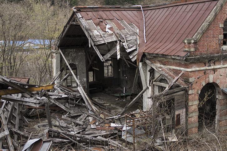 「フリー素材 廃墟」の画像検索結果