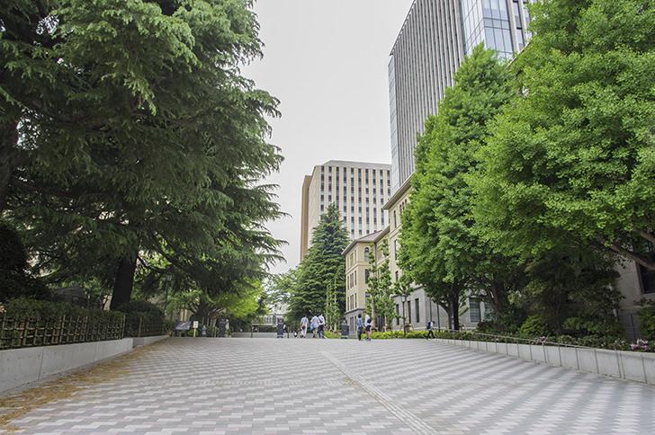 早稲田大学の商用利用可フリー写真素材5215 | フォトック