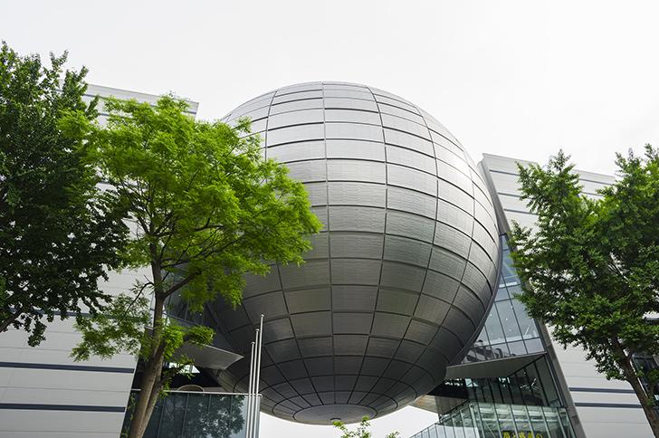 名古屋市科学館の商用利用可能なフリー写真素材