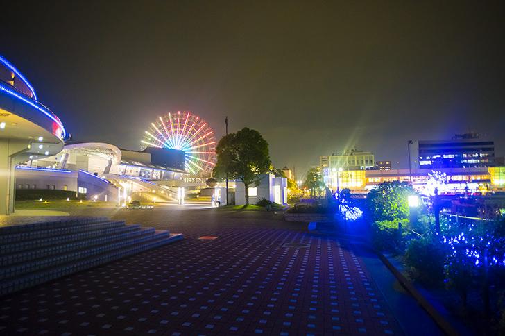 名古屋港シートレインランドの商用利用可能なフリー写真素材