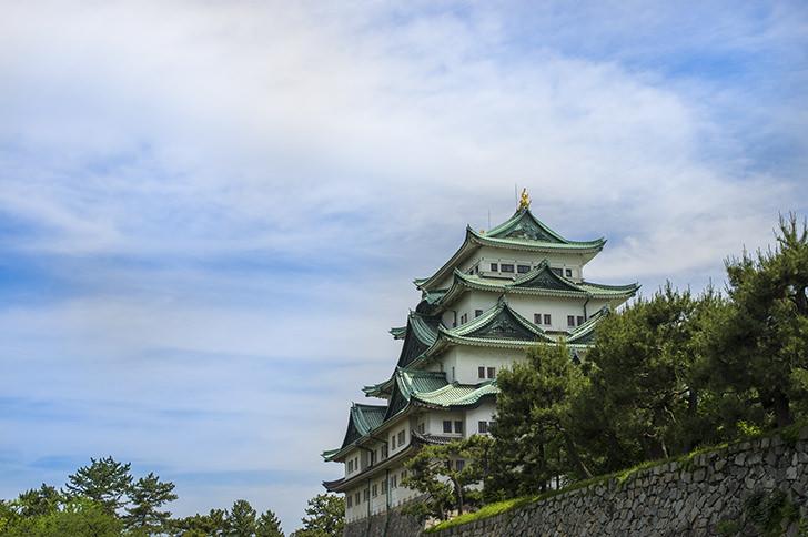 名古屋城 Free Photo