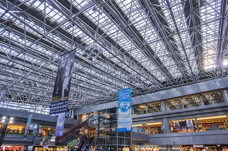 New Chitose Airport Free Photo