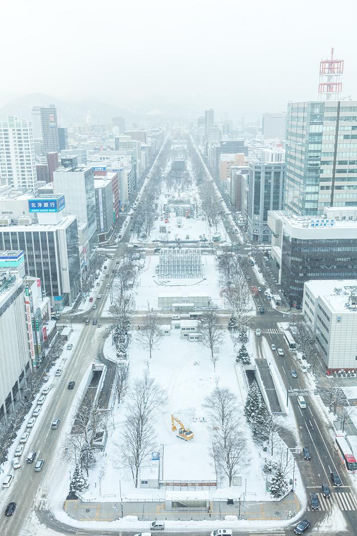 「雪道 札幌 フリー素材」の画像検索結果
