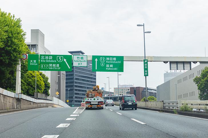 首都高速道路の商用利用可フリー写真素材6043 | フォトック