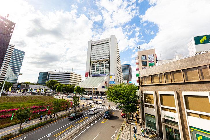 中野駅前周辺の商用利用可能なフリー写真素材