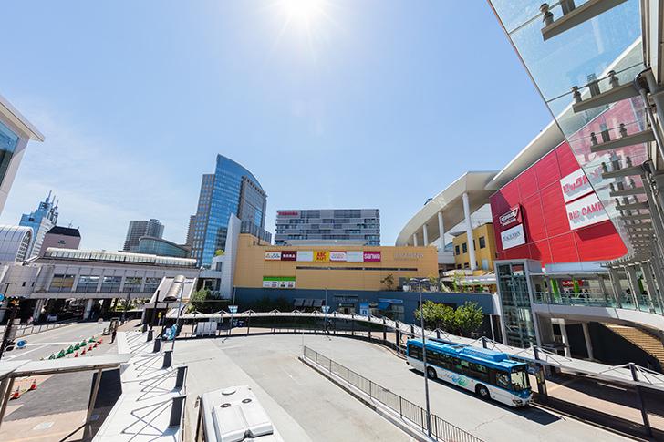 川崎駅付近の商用利用可能なフリー写真素材