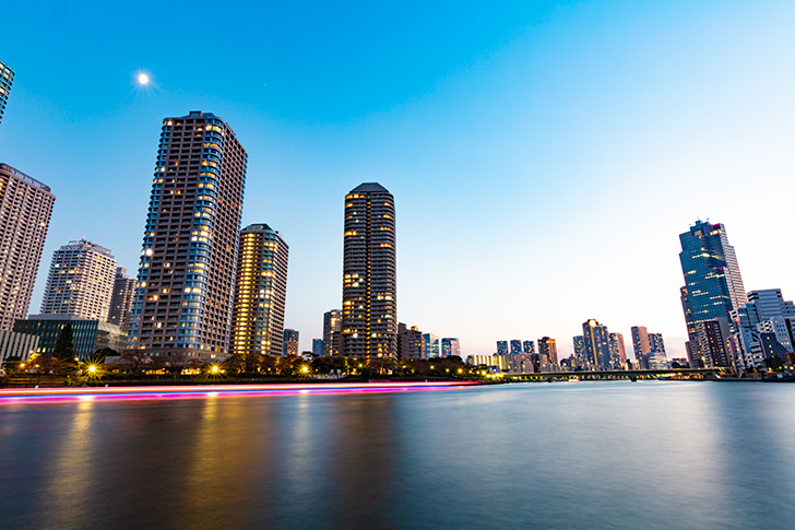 Sumida River Free Photo