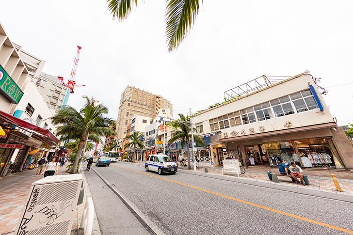 Kokusai Street Free Photo