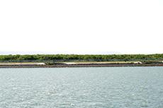 海岸のフリー写真素材