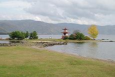 洞爺湖周辺のフリー写真素材