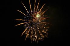 花火のフリー写真素材