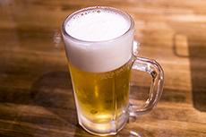 ビールのフリー写真素材