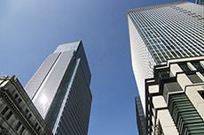 建築物・ビルのフリー写真素材