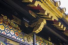 日光東照宮のフリー写真素材