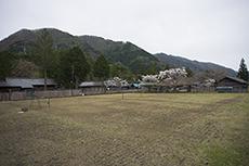 足尾駅付近のフリー写真素材