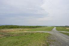 新篠津の風景のフリー写真素材