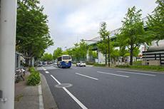 Wakamiya street