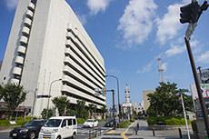 city office of Yokosuka