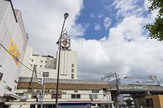 JR新札幌駅周辺のフリー写真素材