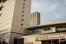 Tachikawa station