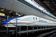Hokuriku bullet train