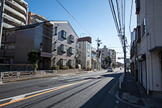 mitaka city